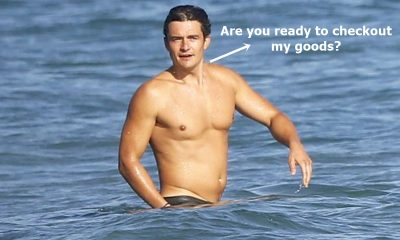 Whats Orlando Bloom Working With; Take A Look