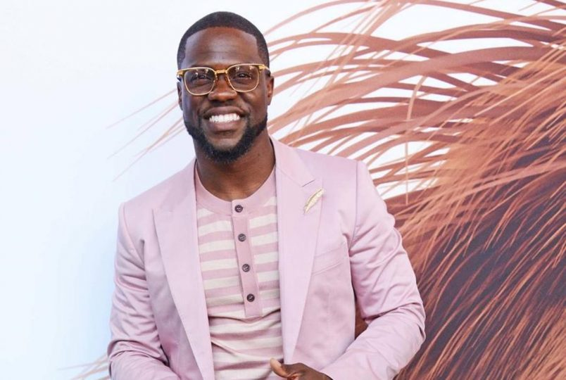Kevin Hart Signs Record Deal with Capital Records