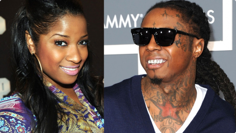 Lil Wayne DROPS Everything To Be By Toya Wright's Side