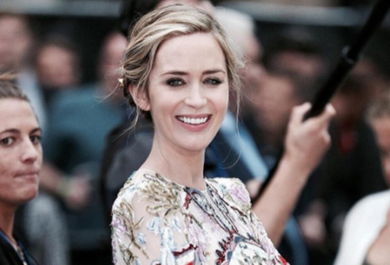Emily Blunt On Hollywood Gender Double-Standards