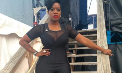 Fantasia Barrino Becomes a 'Glam Mom' At 32