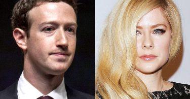 Avril Lavigne BLASTS Mark Zuckerberg