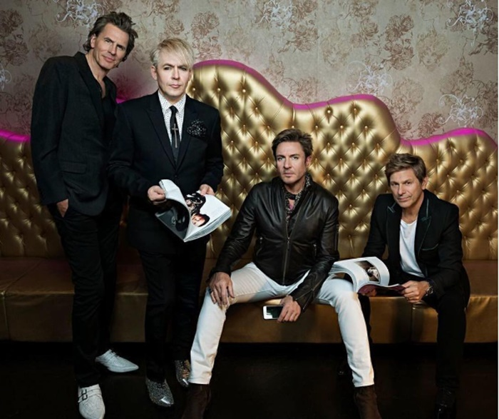 "Duran Duran ""Outraged"" Over Copyright Loss"