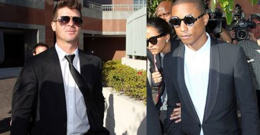"""Robin Thicke and Pharrell Williams """"Got to Give It Up"""""""