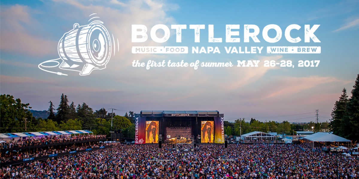 BottleRock 2017 3-Day Passes SOLD OUT