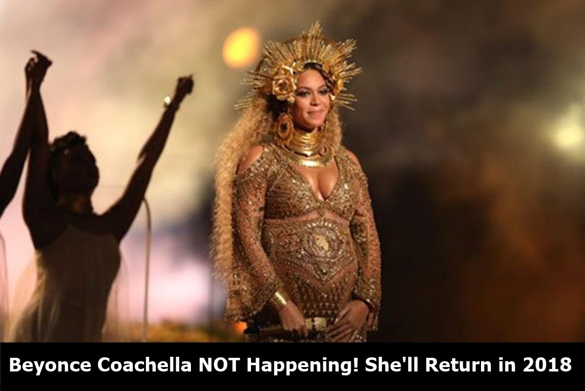 Beyonce Coachella Headline
