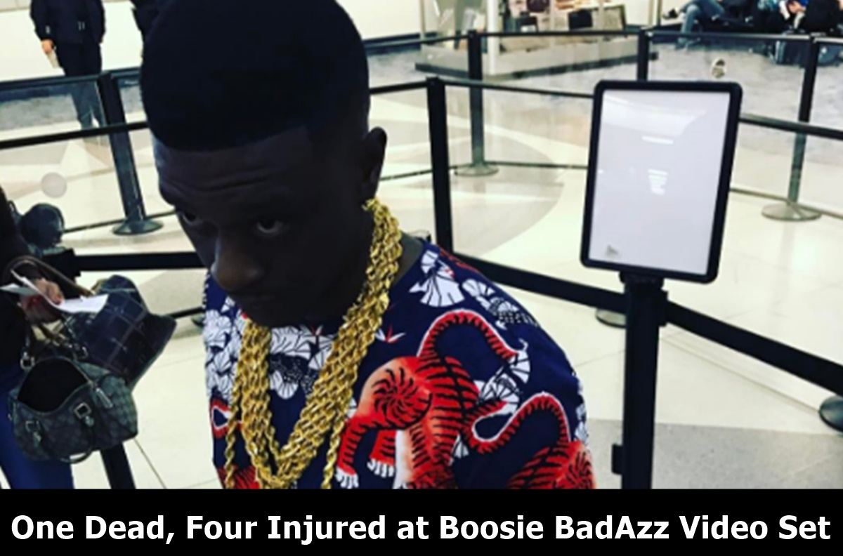 One Dead, Four Injured at Boosie BadAzz Video Set