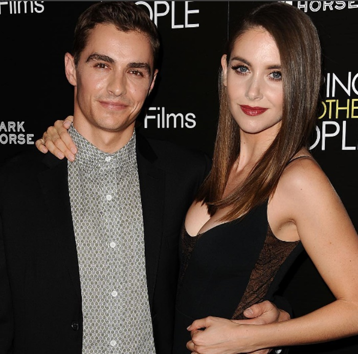 Dave Franco and Alison Brie Hitched