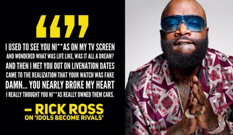 "Rick Ross Disses Birdman on ""Rather You Than Me"""