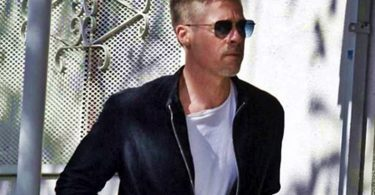 Brad Pitt Happier, Healthier and Slimmer without Angelina Jolie