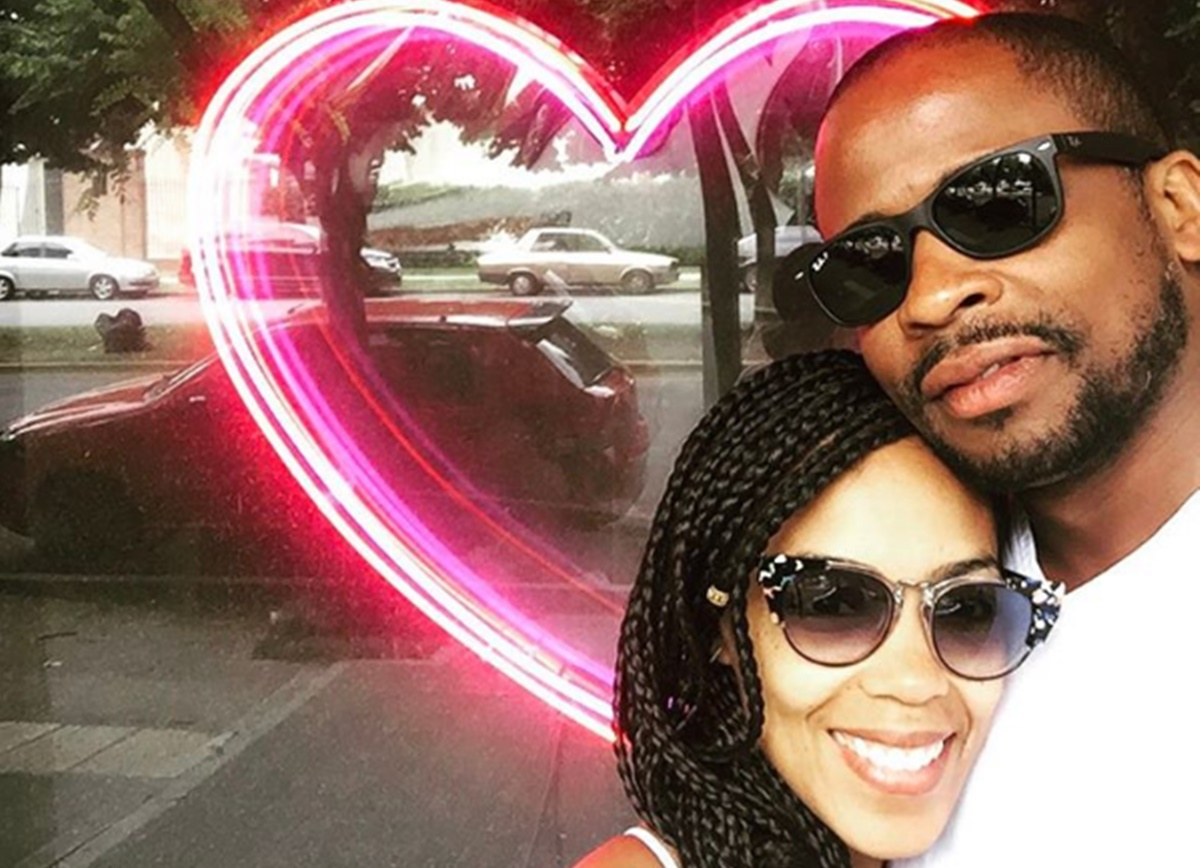Ballers Stars Dule Hill and Jazmyn Simon Engaged