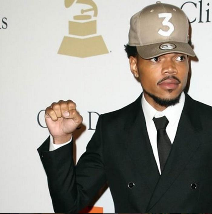 Chance The Rapper Mocks Major Record Labels