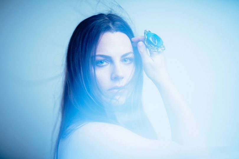 Evanescence singer Amy Lee Remembers Chris Cornell