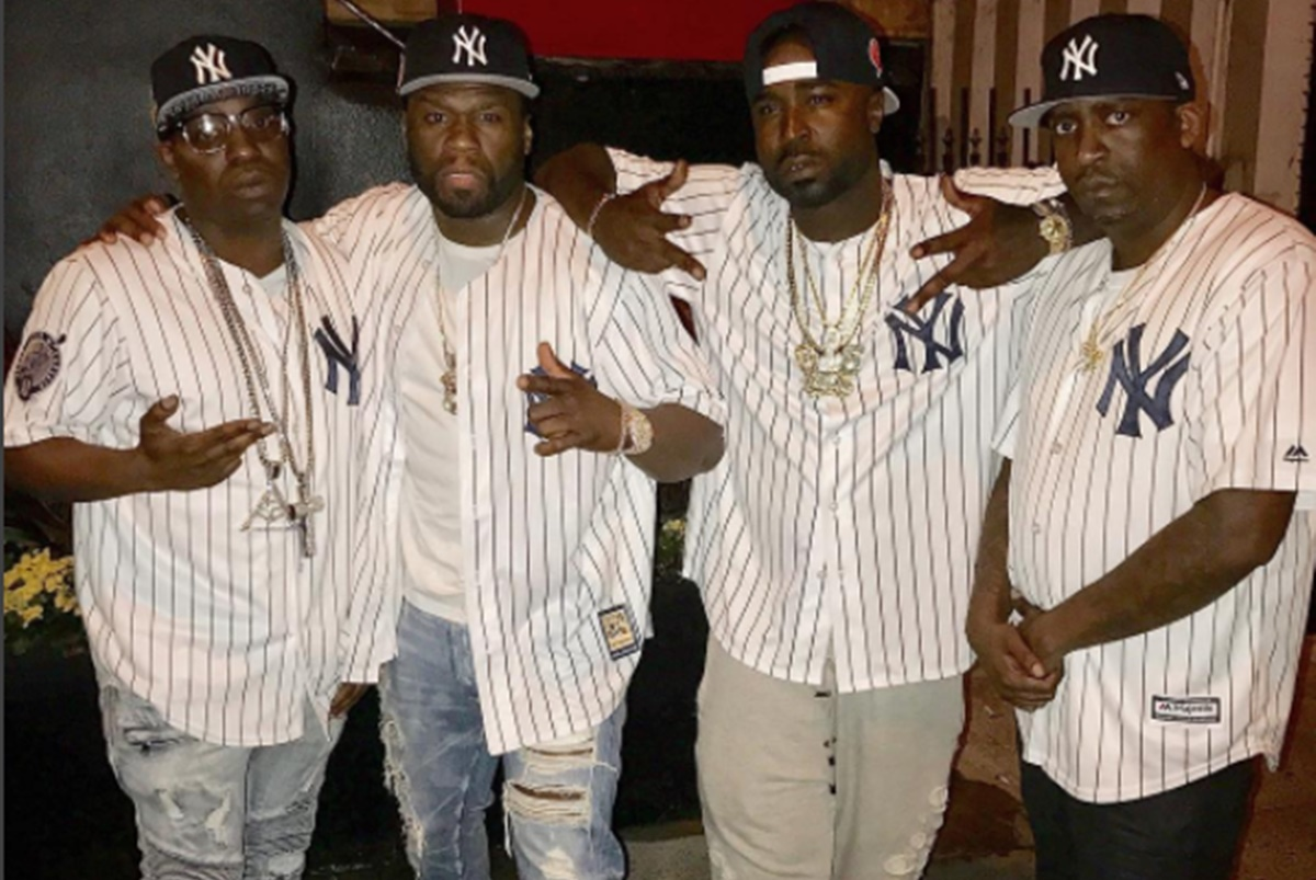 """50 Cent to Irv Gotti: """"I Will Slap The Sh-t Out You"""""""