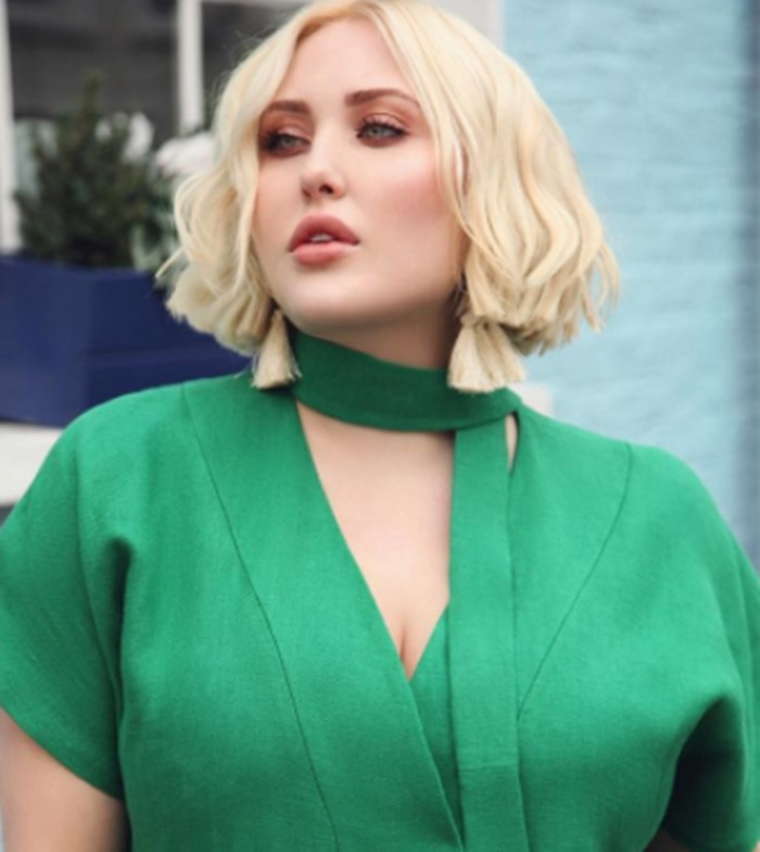 Hayley Hasselhoff Lands DUI Charge