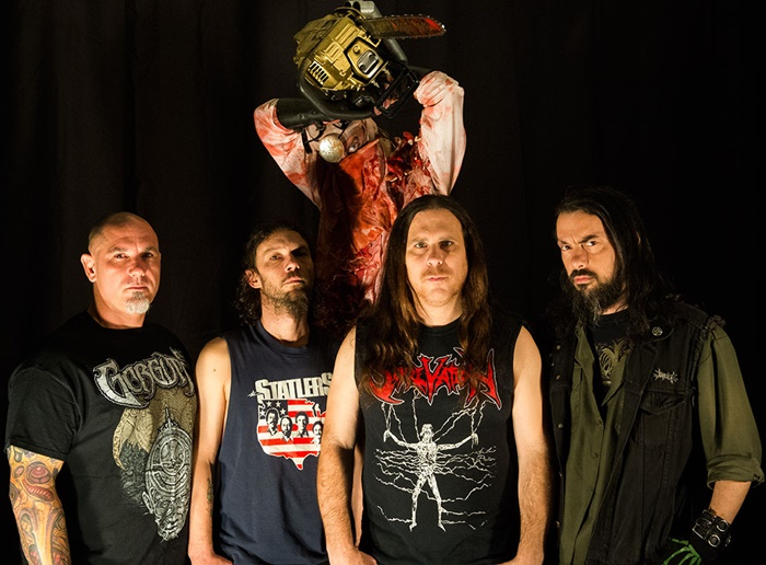 EXHUMED Heading On Tour in Support of Death Revenge Album