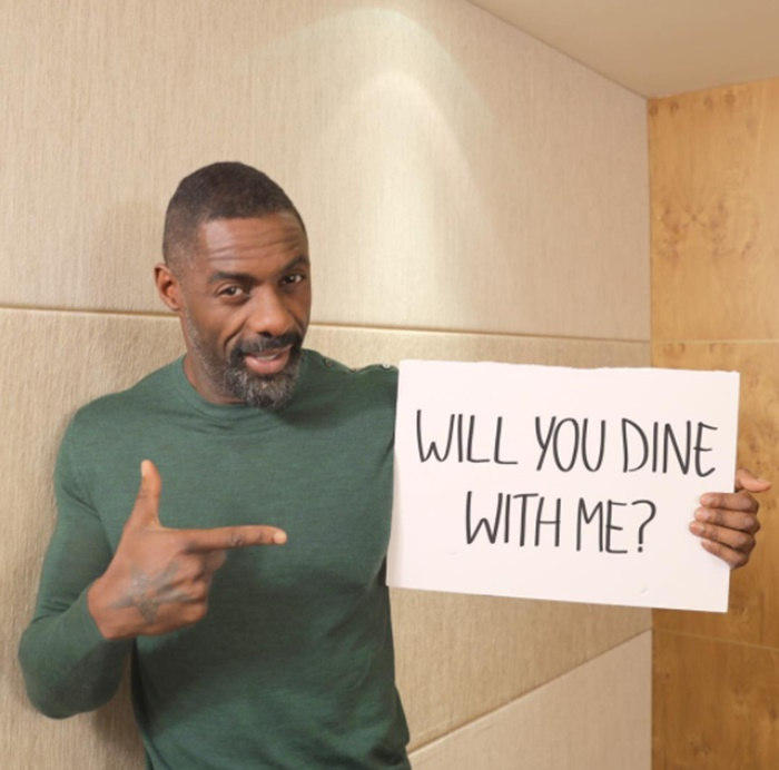 Chocolate Hunk Idris Elba Admits To Freaky Fetish