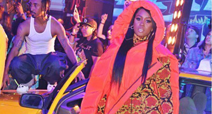 Remy Ma Lands New Recording Deal