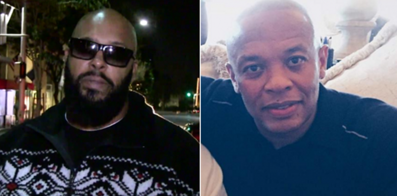 Suge Knight Accuses Dr. Dre Setting Him Up