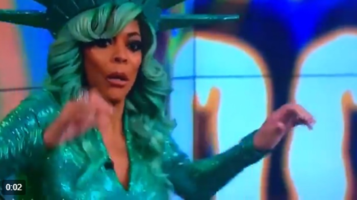 OMG No!!! Wendy Williams Faints on Live TV