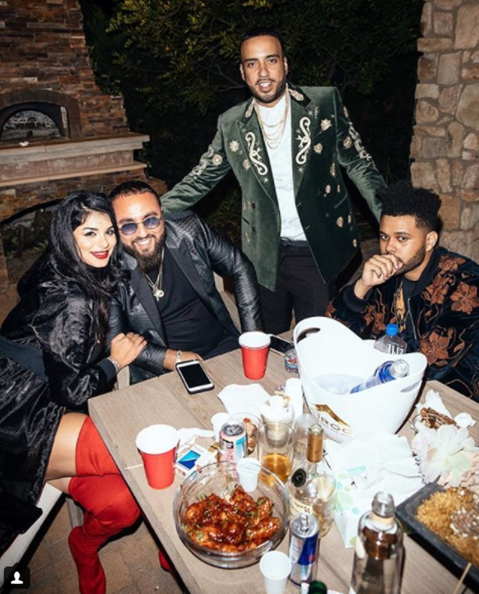 LAPD Called To French Montana 33rd Birthday House Party