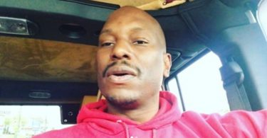 Tyrese Gibson Using Poor Excuse for Outburst