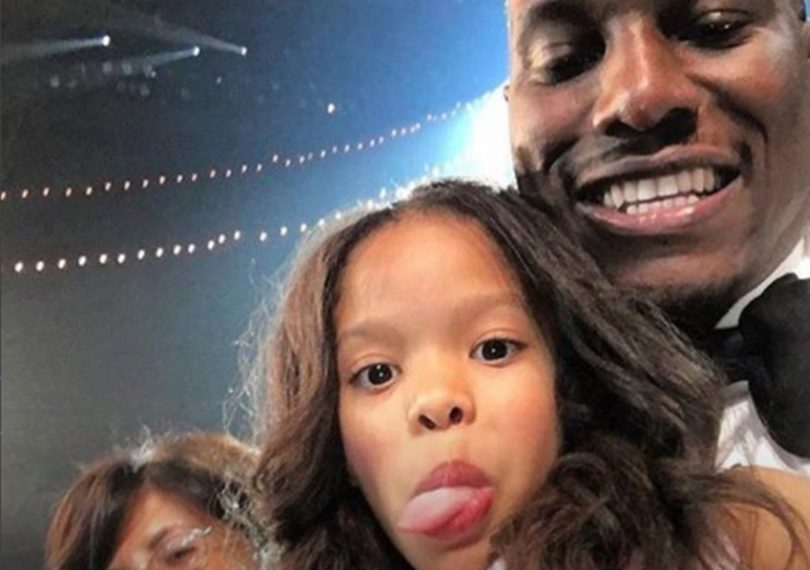 "Tyrese Custody Battle About ""Fathers vs Liars"""