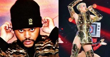Katy Perry, The Weeknd Rumored Dating