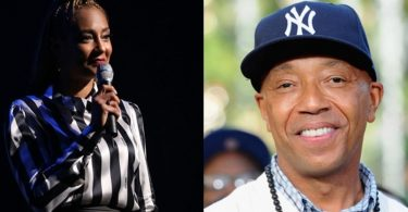 Amanda Seales Airs Russell Simmons Dirty Laundry