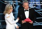 Oscar's Giving Warren Beatty and Faye Dunaway Second Chance?