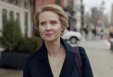 SATC's Cynthia Nixon Running for Governor of NYC