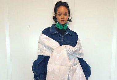 Rihanna CLAPS BACK to Denounce SnapChat