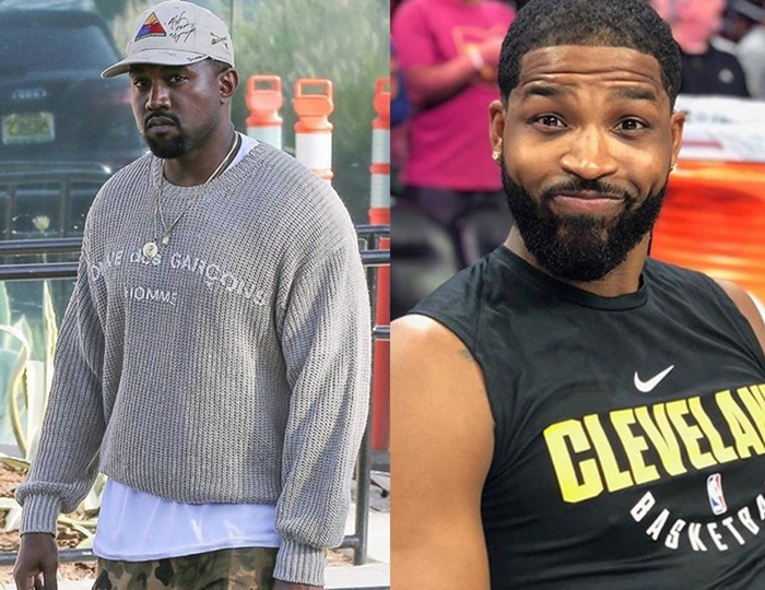 Kanye West Allegedly Threatens Tristan Thompson