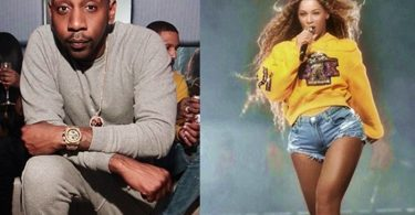 Mr Rugs Stands Corrected By Beyonce Coachella Performance