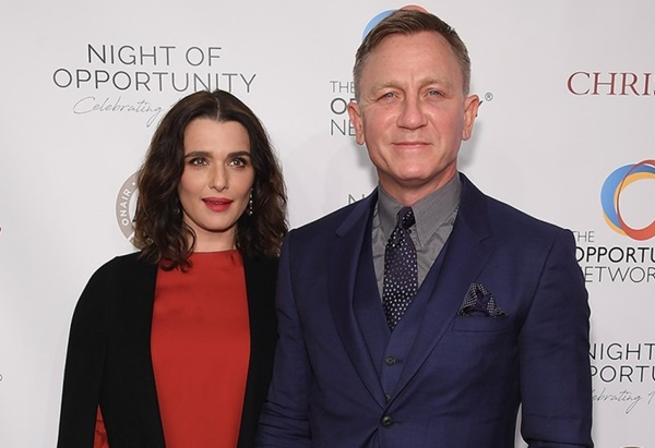 Rachel Weisz Expecting First Child with Daniel Craig