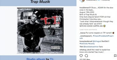 TI and Gucci Mane Beefing Over Who Started Trap?