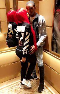 Blac Chyna Pregnant By Teenage Boyfriend YBN Almighty Jay