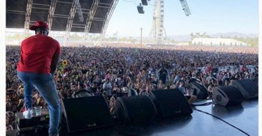 Coachella Moments Day 3: Angela Simmons, Paris Hilton, Big Boi