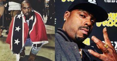 Daz Dillinger Issues Crip Alert on Kanye West