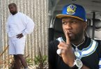 50 Cent Clowns Kanye West Lipo Rant 'That's What a B**** Do'