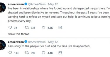 BROCKHAMPTON's Ameer Vann Denies ALL Alleged Sex Allegations