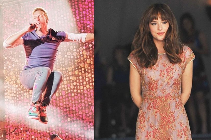 Chris Martin Dating Fifty Shades Freed Star Dakota Johnson