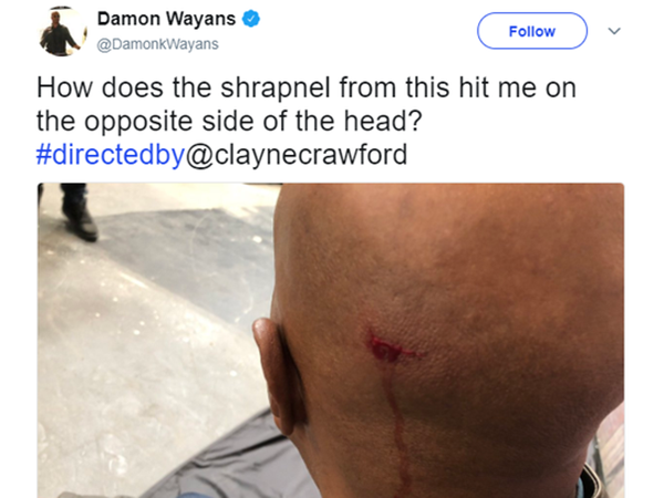 Clayne Crawford Apology Too Late; Twitter SLAMS Damon