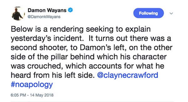 Lethal Weapon: Whose Really The Bad Guy? Damon or Clayne?