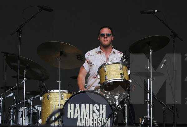 Hamish Anderson SLAYED at BottleRock 2018