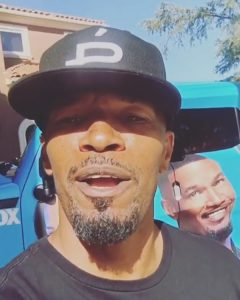 A Woman Tries to Use #MeToo Movement Against Jamie Foxx
