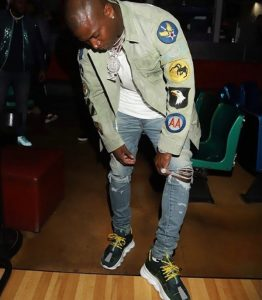 OT Genasis Birthday Celebrations Under Fire by Police