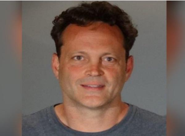 Vince Vaughn Takes Great Mugshot After DUI Arrest