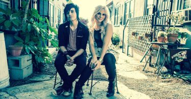 The Dollyrots Taking Over the Shiragirl Stage at Vans Warped Tour's Farewell Run