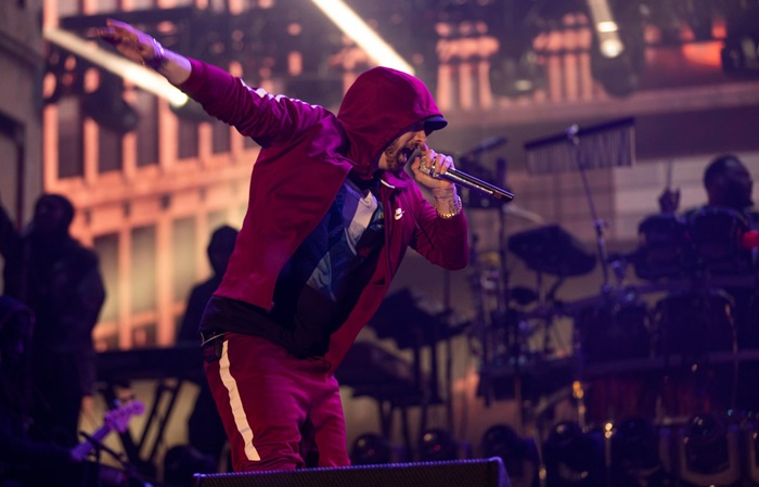 Eminem Facing Backlash After Terrifying Fans at Bonnaroo